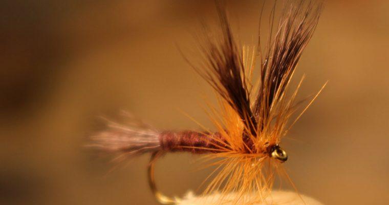 Split Wing Mayfly Dry Fly